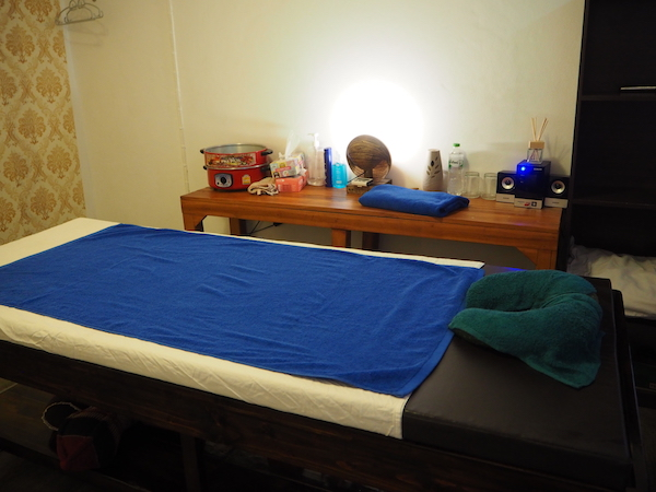 Karsai massage in Chiang Mai with clean facilities