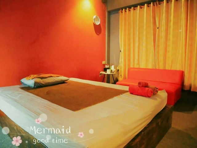 Mermaid erotic body-to-body massage Chiang Mai