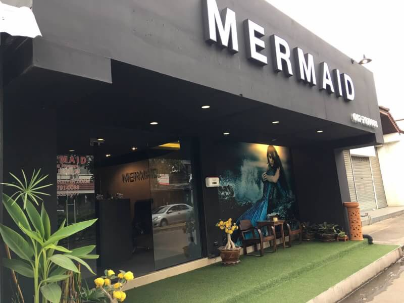 Mermaid Massage Chiang Mai massage parlour shop