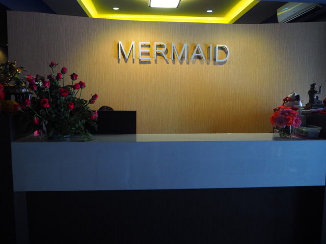 Mermaid Massage Chiang Mai facilities