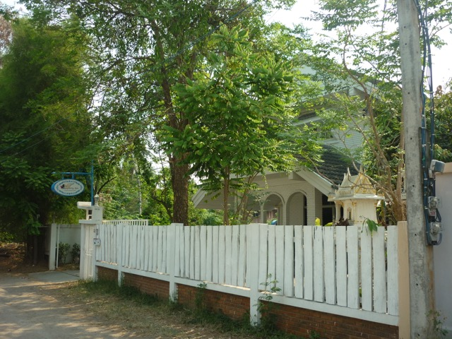 Raspberry Spa Chiang Mai - easiest route