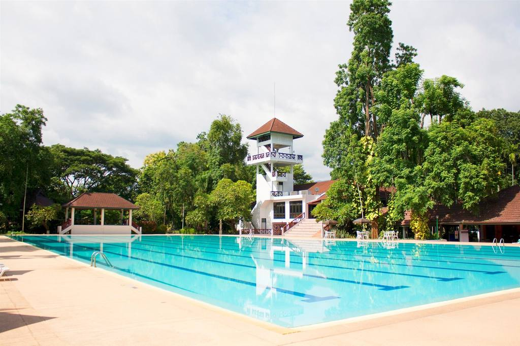 Imperial Resorts Chiang Mai swimming pool