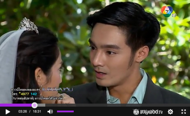 Thai soap and how it has contributed to the dichotomy of good and bad girl / guy in Thai people's mind