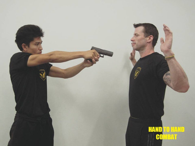 One year self defence course visa in Chiang Mai