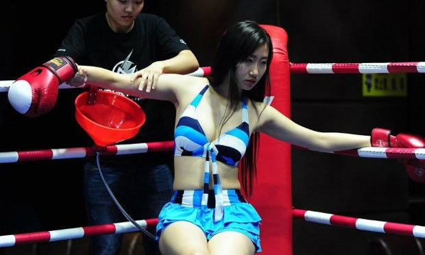 Thai girls will knock you out